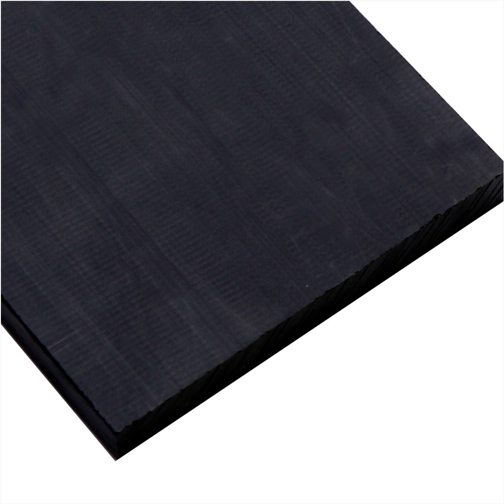 SUSTADUR PET SHEET BLACK 10MM (H)