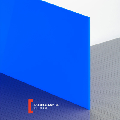 PLEXI GS 3MM BLUE GLOSS 5H01 1200X600MM