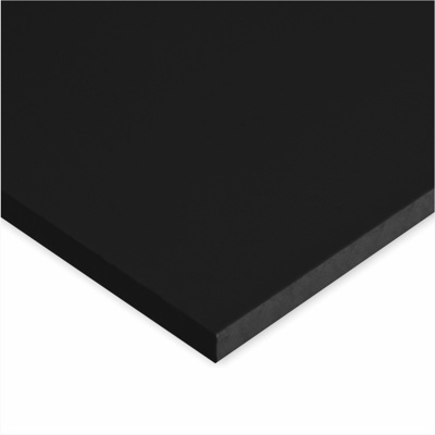 POLYSTONE G SHEET BLACK 8 MM