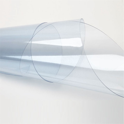 PVC INTERLIT CLEAR 610MM X 500 MICRON